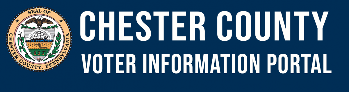 Chester County Voter Services